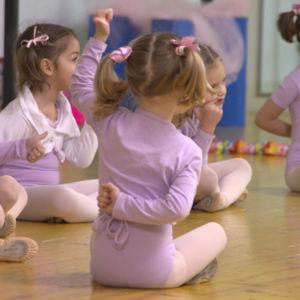 PREDANZA - dai 3 ai 5 anni
