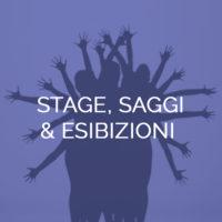 stage,saggi,esibizioni
